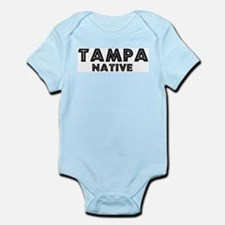 Tampa Native Infant Creeper