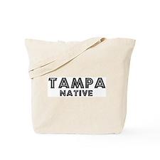 Tampa Native Tote Bag