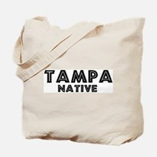 Tampa Native Tote Bag