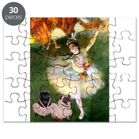 The Star / Two Pugs Puzzle