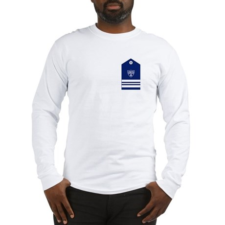 Division Vice Captain<BR> Long Sleeved T-Shirt