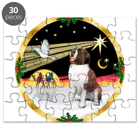 Wisemen/St Bernard #1b Puzzle