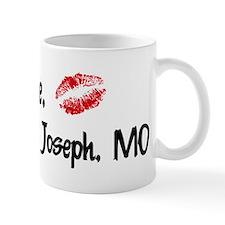 Kiss Me: St. Joseph Mug