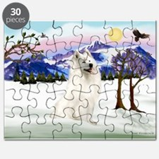 Snow Country / Samoyed Puzzle
