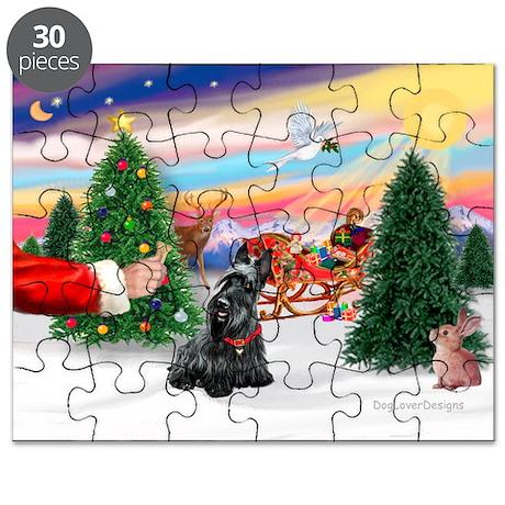 SantasTreat/Scottie #4 Puzzle