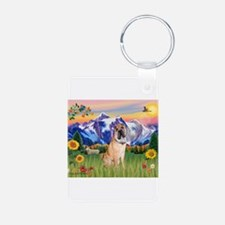 Mt Country / Shar Pei (#5) Keychains