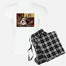 Santa's Shih Tzu (#1) Pajamas