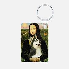 Unique Huskies Keychains