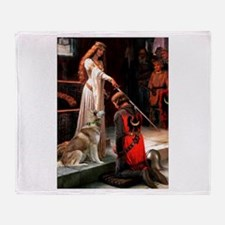 The Accolade Husky Throw Blanket