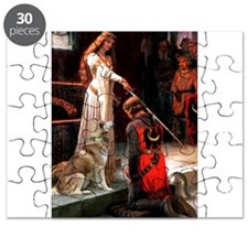 The Accolade Husky Puzzle