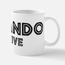 Orlando Native Mug