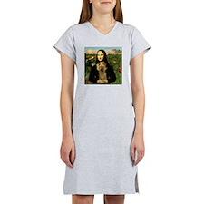 Mona's Silky Terrier Women's Nightshirt