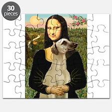 Mona Lisa's Sloughi Puzzle