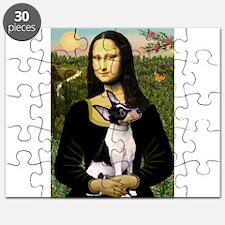 Mona & Toy Fox Terrier Puzzle