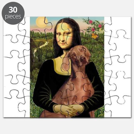 Cute Lisa Puzzle