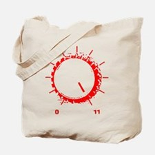 """""""Goes To 11"""" Tote Bag"""