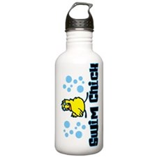 Swim Chick 2 Water Bottle