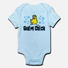 Swim Chick 2 Infant Bodysuit