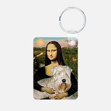 Mona's Wheaten Keychains