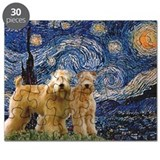 Soft coated wheaten puzzle Puzzles