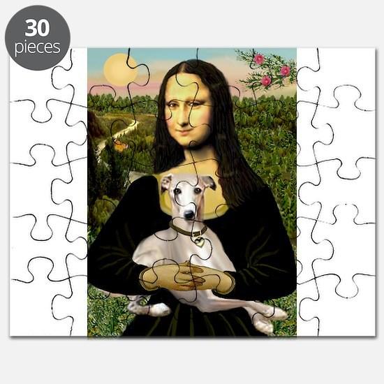 Mona & Whippet Puzzle