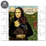 Mona's Chocolate Lab (TH) Puzzle