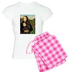 Mona's Chocolate Lab (TH) Women's Light Pajamas