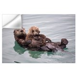 Sea otter Wall Decals