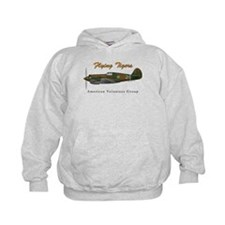 Flying Tigers, American Volun Hoodie
