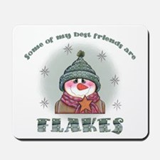 Flakes Mousepad
