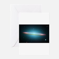 Cute Spitzer space telescope Greeting Cards (Pk of 20)