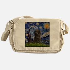 Unique Affenpinscher Messenger Bag