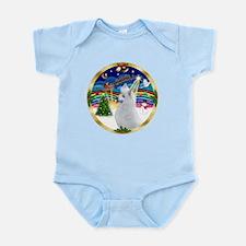XmasMusic 3/Am Eskimo #3 Infant Bodysuit