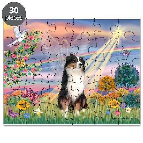 Cloud Angel / Aussie (#2) Puzzle