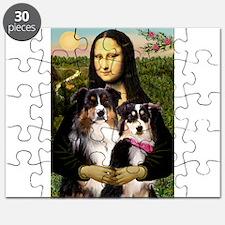 Mona's 2 Tri Aussies Puzzle