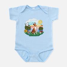 Happy Day Basenji Infant Bodysuit