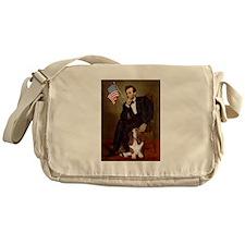 Lincoln & Basset Messenger Bag