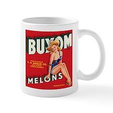 Buxom Melons 2 Mug