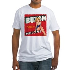 Buxom Melons 2 Distressed Shirt