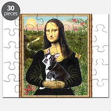 Mona Lisa/Boston T Puzzle