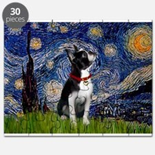 Starry Night & Boston Puzzle