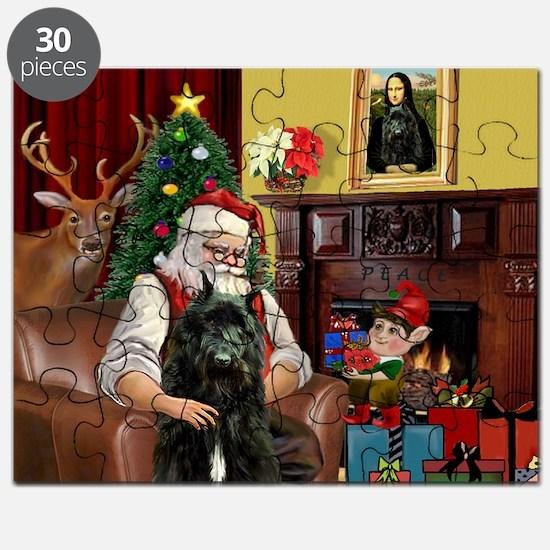 Santa's Bouvier Puzzle