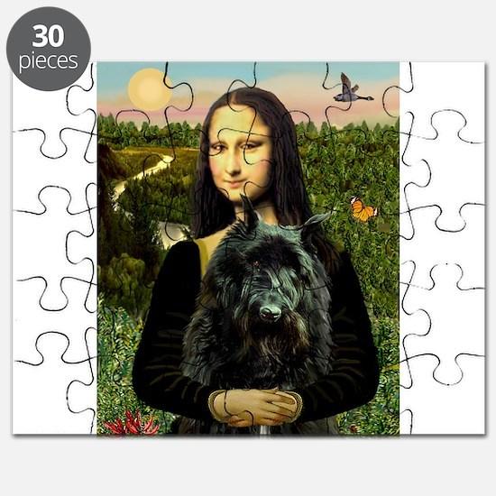 Mona / Bouvier Puzzle