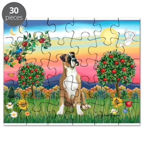 Boxer/Bright Country Puzzle