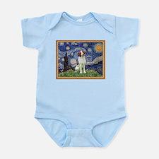 Starry Night/Brittany Infant Bodysuit