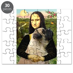 Mona's Bull Mastiff Puzzle