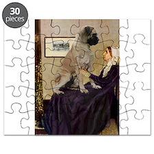 Mom's Bull Mastiff Puzzle