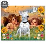 Cherubs / Bull Terrier Puzzle