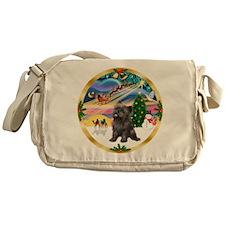 XmasMagic/Cairn Ter #21 Messenger Bag