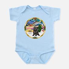XmasMagic/Cairn Ter #21 Infant Bodysuit